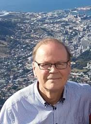 Matti Heinonen Kapkaupungin Pöytävuorella